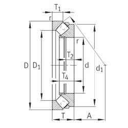 294/710-E1-MB INA Slewing Bearing