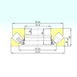 29424 M  Thrust Bearings