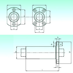 KBHL 06-PP  Linear Bearings