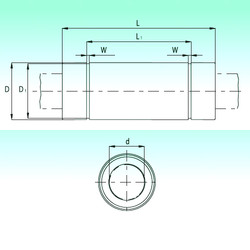 KBL2080  Bearings Disassembly Support
