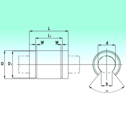 KBO50100  Bearings Disassembly Support