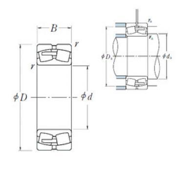24080CAE4  Self-aligning Bearing