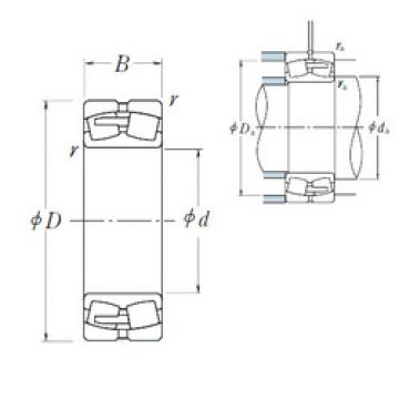 24092CAE4  Aligning Roller Bearing