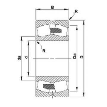 241/560YMB Timken Roller Bearings