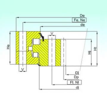 ZR3.20.1800.400-1SPPN  Roller Bearings