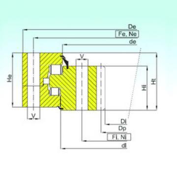 ZR3.32.3550.400-1SPPN  Roller Bearings