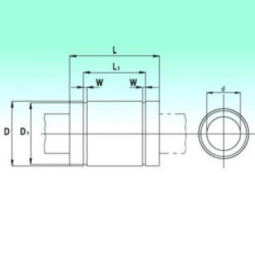 KB60125  Linear Bearings