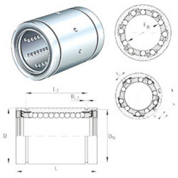 KB12-PP-AS INA Plastic Linear Bearing