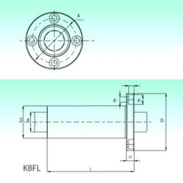 KBFL 08-PP  Bearing installation Technology