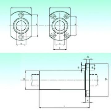 KBHL 10  Plastic Linear Bearing