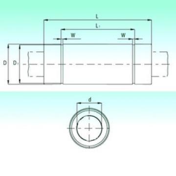 KBL1257-PP  Linear Bearings