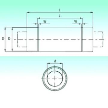 KBL50192  Linear Bearings