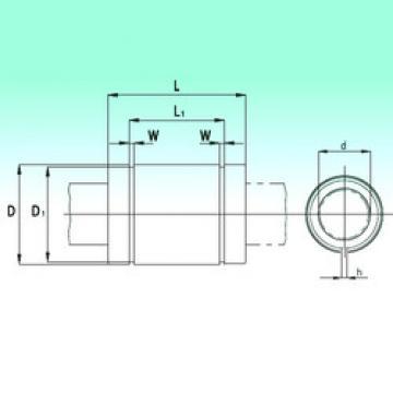 KBS3068  Plastic Linear Bearing