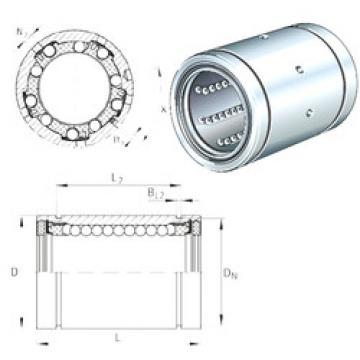 KBS30-PP-AS INA Plastic Linear Bearing