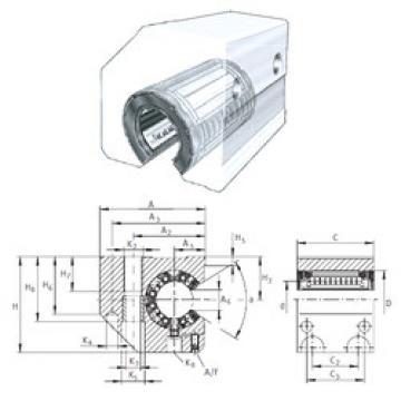 KGSCS30-PP-AS INA Linear Bearings