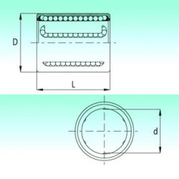 KH1428  Plastic Linear Bearing