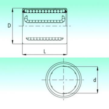 KH2030  Linear Bearings