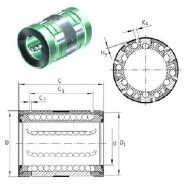 KN 20 B-PP INA Bearings Disassembly Support