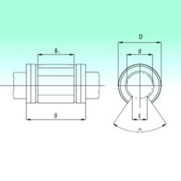 KNO50100  Plastic Linear Bearing
