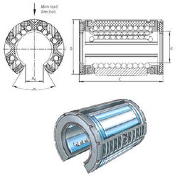 KSO12 INA Plastic Linear Bearing